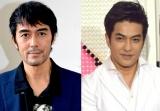 俳優としての成功までに共通点がある阿部寛と北村一輝 (C)ORICON NewS inc.