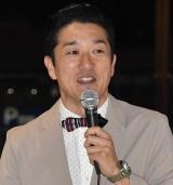 『歌舞伎町 X'masスケートリンク』オープニングセレモニーに出席したキクチウソツカナイ (C)ORICON NewS inc.
