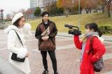 日本テレビ『ニッポンノワール』第9話に『3年A組』キャストの森七菜、鈴木仁、箭内夢菜が出演(C)日本テレビ