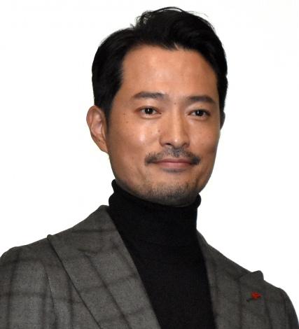 映画『アパレル・デザイナー』完成披露舞台あいさつに登壇した前川泰之 (C)ORICON NewS inc.