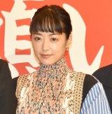 映画『カツベン!』の公開記念舞台あいさつに登壇した井上真央 (C)ORICON NewS inc.