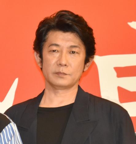 映画『カツベン!』の公開記念舞台あいさつに登壇した永瀬正敏 (C)ORICON NewS inc.