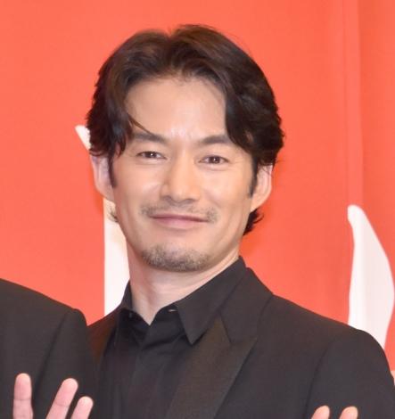 映画『カツベン!』の公開記念舞台あいさつに登壇した竹野内豊 (C)ORICON NewS inc.