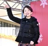 『シナぷしゅダンス』披露イベントに出席した松丸友紀アナ (C)ORICON NewS inc.