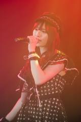 梅山恋和=NMB48劇場特別公演「LAPIS ARCH」お披露目公演より(C)NMB48