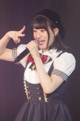 上西怜=NMB48劇場特別公演「LAPIS ARCH」お披露目公演より(C)NMB48