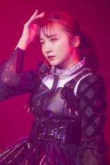 山本彩加=NMB48劇場特別公演「LAPIS ARCH」お披露目公演より(C)NMB48