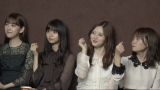 『明治 エッセル スーパーカップSweet's』シリーズ新CM「アフォガート ないしょ話」篇メイキング(C)乃木坂46LLC