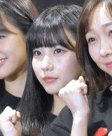 AKB48グループ特別公演 第一部『仁義なき戦い〜彼女(おんな)たちの死闘篇〜』公開けいこに参加した田中美久 (C)ORICON NewS inc.