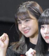 AKB48グループ特別公演 第一部『仁義なき戦い〜彼女(おんな)たちの死闘篇〜』公開けいこに参加した本間日陽 (C)ORICON NewS inc.