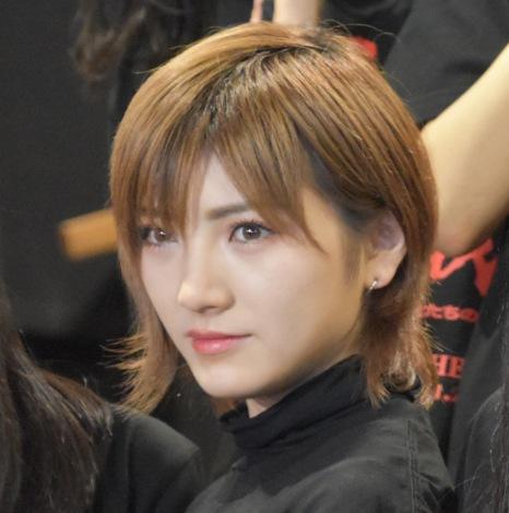 AKB48グループ特別公演 第一部『仁義なき戦い〜彼女(おんな)たちの死闘篇〜』公開けいこに参加した岡田奈々 (C)ORICON NewS inc.