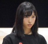 AKB48グループ特別公演 第一部『仁義なき戦い〜彼女(おんな)たちの死闘篇〜』公開けいこに参加した小栗有以 (C)ORICON NewS inc.