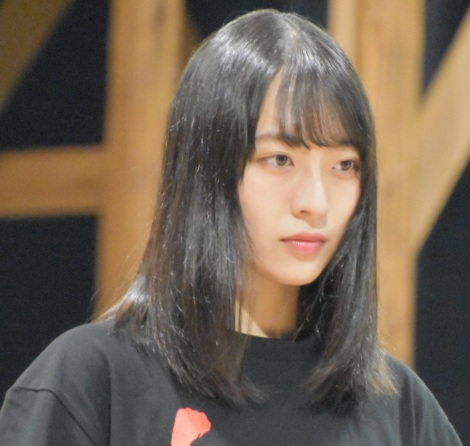 AKB48グループ特別公演 第一部『仁義なき戦い〜彼女(おんな)たちの死闘篇〜』公開けいこに参加した瀧野由美子 (C)ORICON NewS inc.