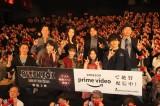 山本千尋、台湾で9回の舞台挨拶