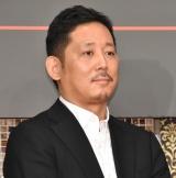 映画『AI崩壊』完成報告会見に出席した入江悠監督 (C)ORICON NewS inc.