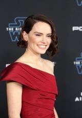 映画『スター・ウォーズ/スカイウォーカーの夜明け』(12月20日公開)米ハリウッドで開催されたワールドプレミアに来場したデイジー・リドリー(C)2019 Getty Images