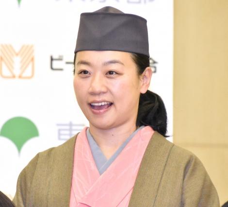 『女性のお酒あるある川柳 in TOKYO 表彰式』に出席したいとうあさこ (C)ORICON NewS inc.