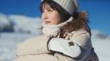 『JR SKISKI』2019-2020のCMに出演する浜辺美波