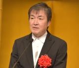 『第1回 野間出版文化賞』を受賞した東野圭吾 (C)ORICON NewS inc.