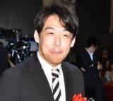 『第44回 報知映画賞』授賞式に出席した石川慶監督 (C)ORICON NewS inc.