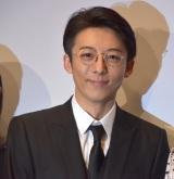 映画『ロマンスドール』完成披露試写会に出席した高橋一生 (C)ORICON NewS inc.