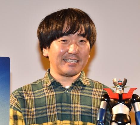 映画『前田建設ファンタジー営業部』トークショーに出席した本多力 (C)ORICON NewS inc.