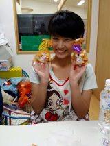 保育園で勤務していた頃の小阪有花