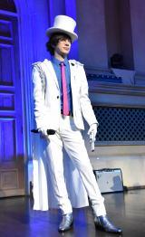 アルバム『BREAKERZ×名探偵コナン COLLABORATION BEST』発売記念イベントに出席したDAIGO (C)ORICON NewS inc.