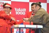 『Yakult(ヤクルト)1000』CMキャラクター発表会の様子 (C)ORICON NewS inc.