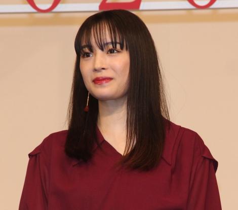 映画『ラストレター』完成披露舞台あいさつに登場した広瀬すず (C)ORICON NewS inc.