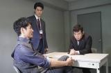 来年1月6日スタート『絶対零度〜未然犯罪潜入捜査〜』に出演する(左から)沢村一樹、粗品、マギー (C)フジテレビ