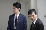 来年1月6日スタート『絶対零度〜未然犯罪潜入捜査〜』に出演する(左から)粗品、マギー (C)フジテレビ