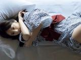 『FRIDAY』の表紙を飾った与田祐希(撮影/細居幸次郎)