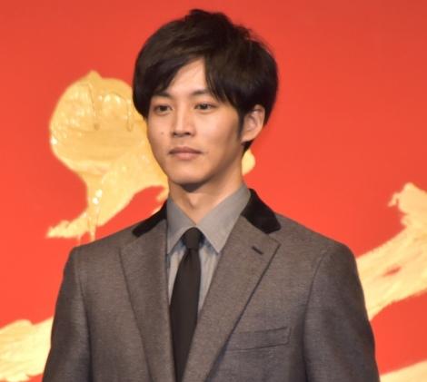 『2019 有馬記念フェスティバル』にゲストとして出席した松坂桃李 (C)ORICON NewS inc.