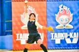 21日放送の『炎の体育会TVSP』(C)TBS