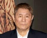 『第70回NHK紅白歌合戦』に歌手としての出演が決定したビートたけし (C)ORICON NewS inc.