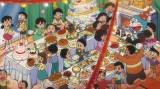 12月21日放送、『ドラえもん』「クリスマスに雪を」(C)藤子プロ・小学館・テレビ朝日・シンエイ・ADK