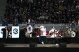『国立競技場オープニングイベント 〜HELLO, OUR STADIUM〜』の音楽パートに登場したDREAMS COME TRUE 写真提供:JSC