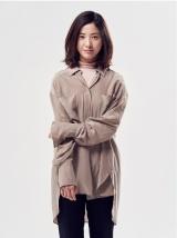 週刊誌の女性記者を演じる吉高由里子(C)日本テレビ