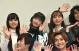 (左から)大幡しえり、鶴嶋乃愛、井桁弘恵 (C)ORICON NewS inc.