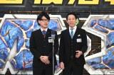 「M-1グランプリ2019 敗者復活戦」に登場した囲碁将棋 (C)M-1グランプリ事務局