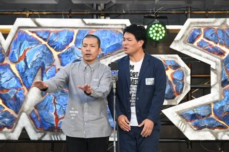 「M-1グランプリ2019 敗者復活戦」に登場した天竺鼠 (C)M-1グランプリ事務局