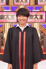 TBS『東大王』の東大王チームから卒業を発表した伊沢拓司 (C)TBS