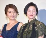 飯島直子&広末、長渕剛にエール