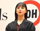 2020年第1弾シングル「別世界」リリースイベントに登壇した藤井夏恋 (C)ORICON NewS inc.