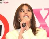 2020年第1弾シングル「別世界」リリースイベントに登壇した佐藤晴美 (C)ORICON NewS inc.