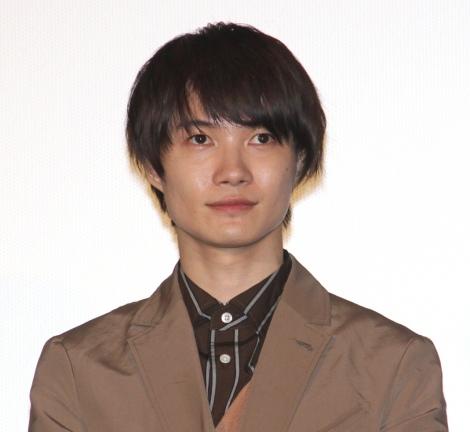 映画『屍人荘の殺人』大ヒット御礼舞台あいさつに登壇した神木隆之介 (C)ORICON NewS inc.