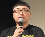 映画『キングダム』ブルーレイ&DVDリリース記念前夜祭に出席したイジリー岡田 (C)ORICON NewS inc.