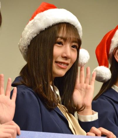 FODオリジナルドラマ『乃木坂シネマ STORY of 46』制作発表した北野日奈子 (C)ORICON NewS inc.