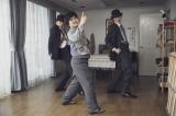 加藤諒もキレキレのダンスを披露(C)テレビ朝日